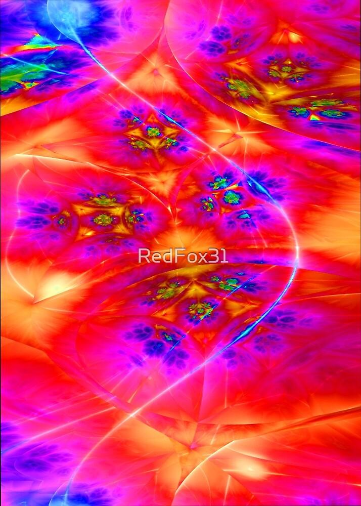 Hyper Dimensions #10 by RedFox31