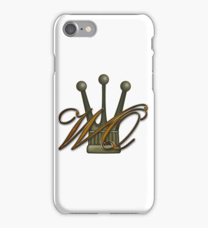 Wagon Queen iPhone Case/Skin