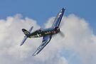 Flight of the Corsair by Delfino