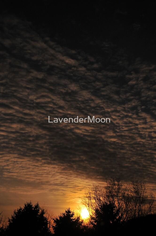 Popcorn Sky by LavenderMoon
