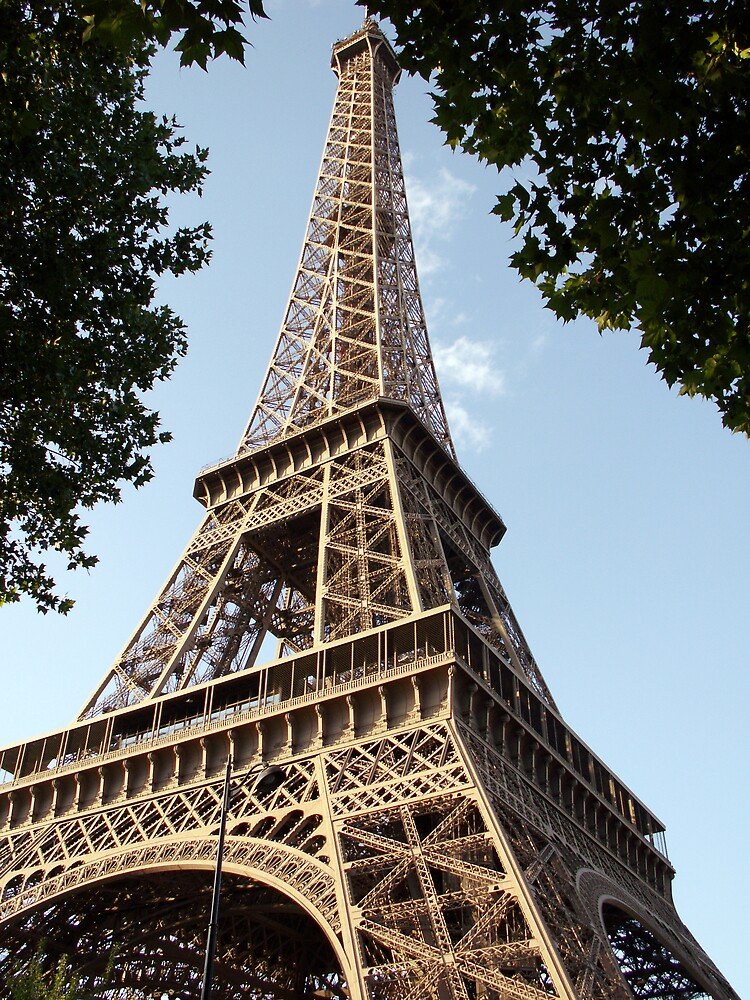 Eiffel Tower, Paris by taralynn101