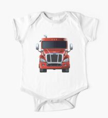 Semi Truck Kids Clothes