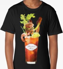 Bloodiest Mary Long T-Shirt
