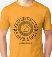 Percy Jackson - Camp Half-Blood - Cabin Eight - Artemis Unisex T-Shirt