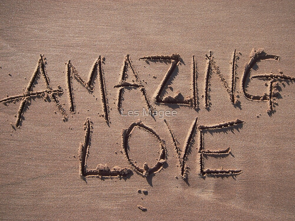Amazing Love by Les Magee