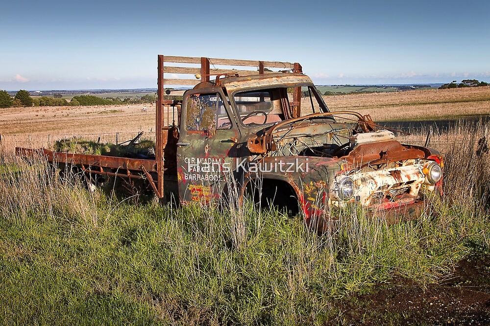 0417 Left to rust by Hans Kawitzki