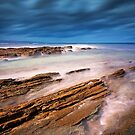 0418 The Shelf - Great Ocean Road by Hans Kawitzki