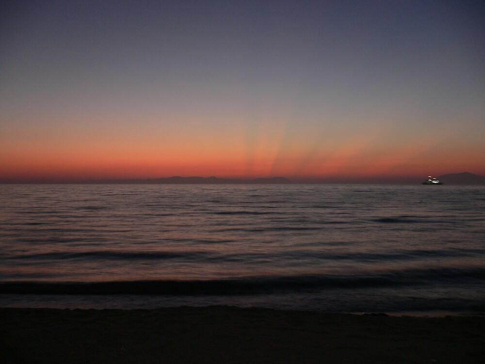 the dusk by Artist85