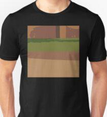 123 Walled garden Unisex T-Shirt