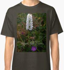 Irish White Orchid, Inishmore Classic T-Shirt