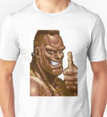 Super Street Fighter II - Jax T-Shirt
