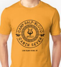Percy Jackson - Camp Half-Blood - Cabin Seven - Apollo Unisex T-Shirt