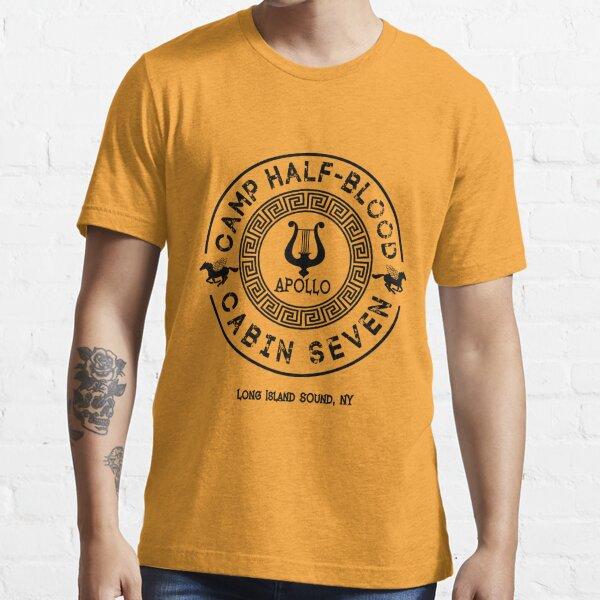Percy Jackson - Camp Half-Blood - Cabin Seven - Apollo Essential T-Shirt