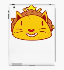 Taco Cat iPad Case/Skin