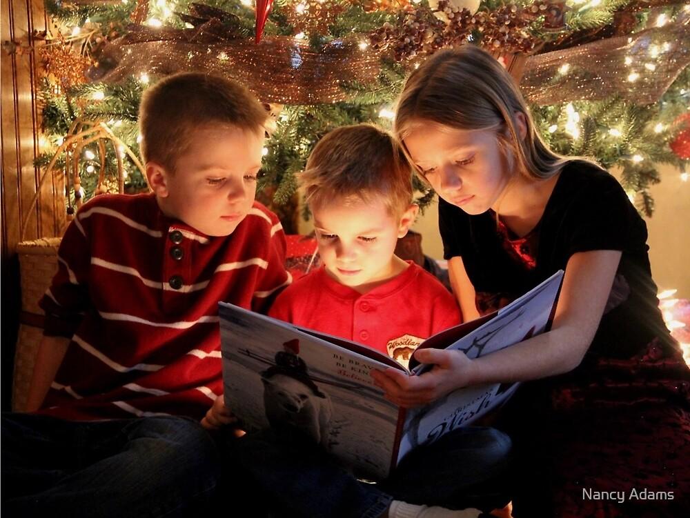 Children's Christmas Story by Nancy Grubb