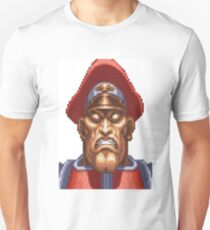 Super Street Fighter II - M.Bison T-Shirt