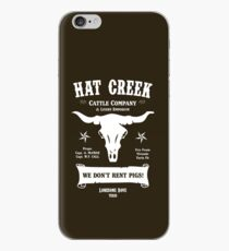 Vinilo o funda para iPhone Hat Creek Cattle Company - Paloma solitaria