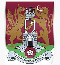Northampton Town FC Poster