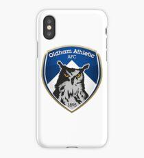 Oldham Athletic AFC iPhone Case/Skin