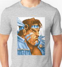 Super Street Fighter II - T.Hawk Unisex T-Shirt