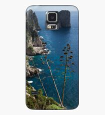 The Mediterranean Magic of Capri  Case/Skin for Samsung Galaxy
