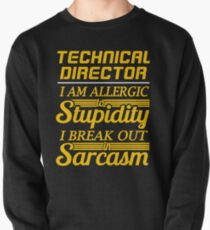 TECHNICAL DIRECTOR Pullover