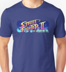 Super Street Fighter II - Title Screen T-Shirt
