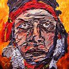Warrior by Phil Cashdollar