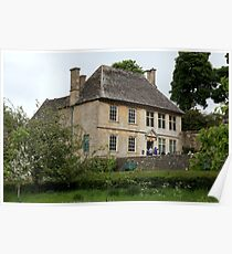 Snowshill Manor and Gardens. Poster