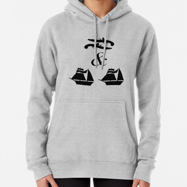 Guns and Ships - Hamilton Musical inspired Pullover Hoodie