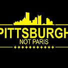 Pittsburgh Not Pairs by baggss