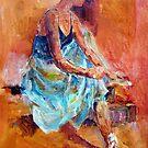 Ballet Shoes - Ballerina by Ballet Dance-Artist