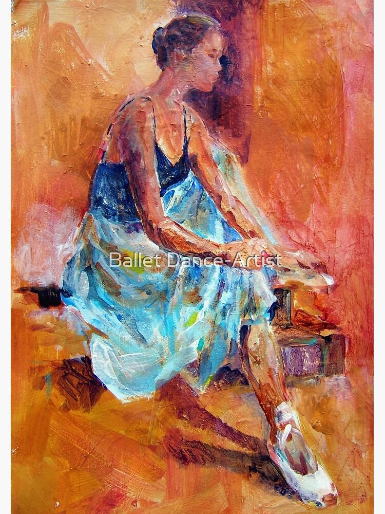 Ballet Shoes - Ballerina by ballet-dance