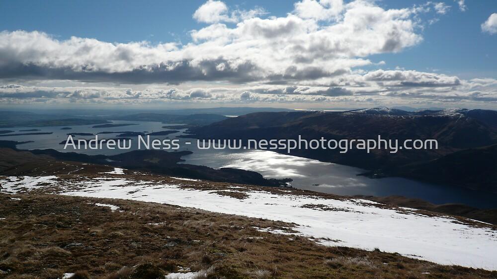 Across Loch Lomond by Andrew Ness - www.nessphotography.com