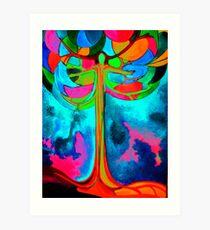 Tree Spirit Art Print