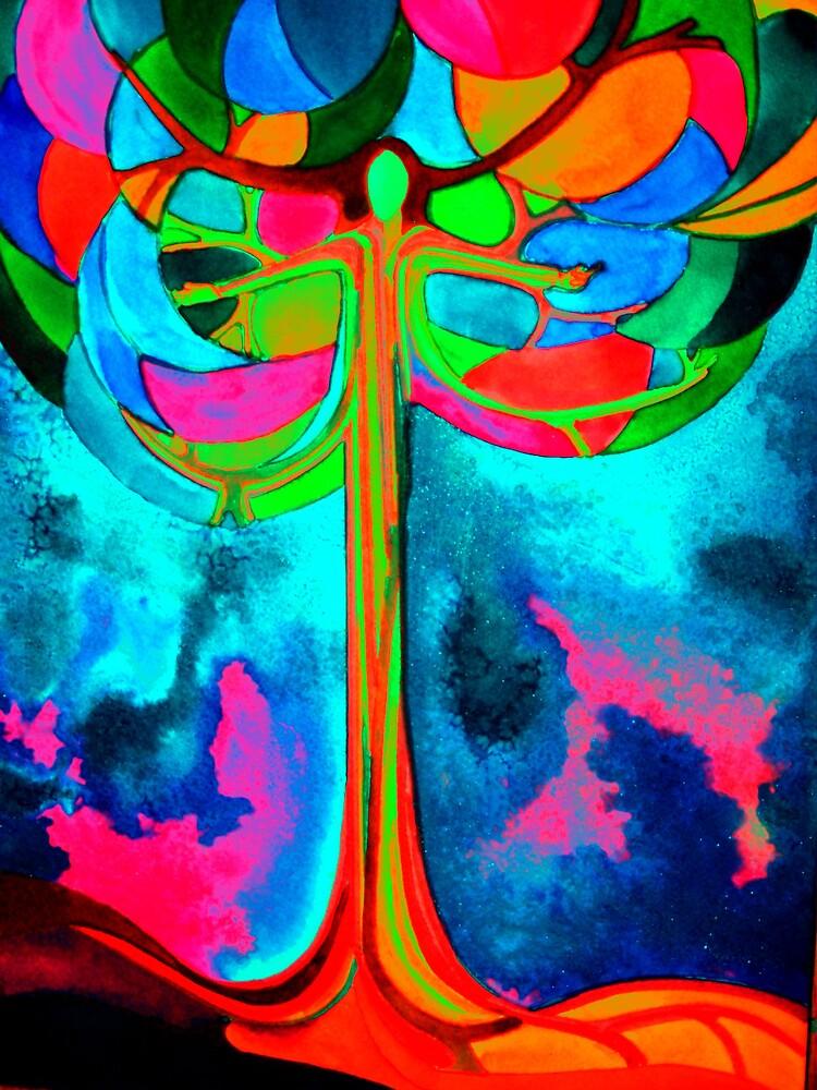 Tree Spirit by Jamie Winter-Schira