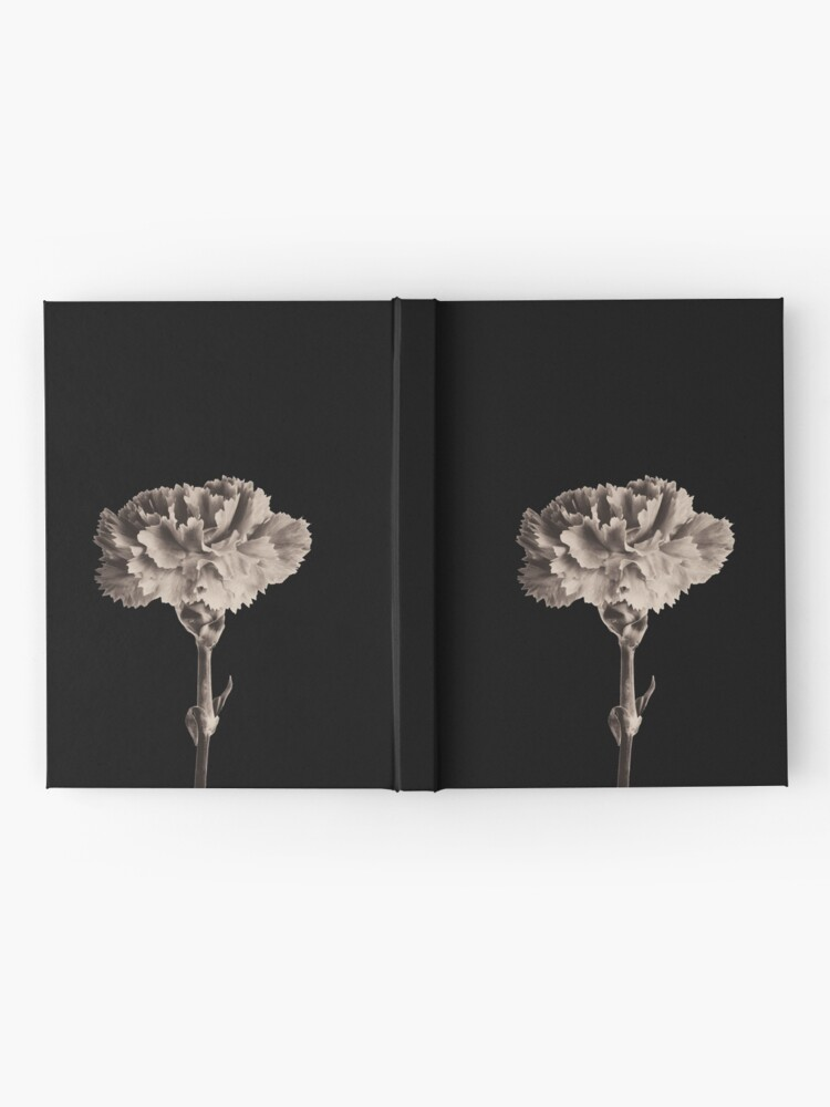 Alternate view of Antique Carnation Hardcover Journal