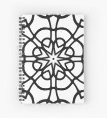 Monochrome One Spiral Notebook