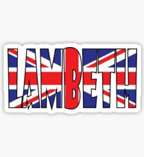Lambeth Sticker
