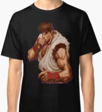 Super Street Fighter II - Intro - Ryu Classic T-Shirt