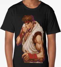 Super Street Fighter II - Intro - Ryu Long T-Shirt