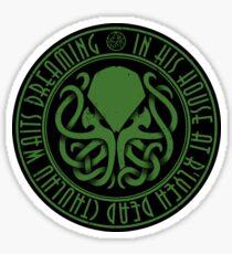 Cthulhu - Lovecraft Sticker