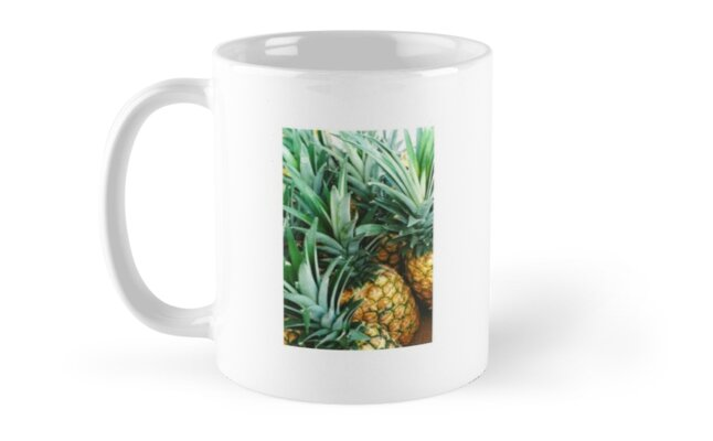 Pineapple Mug by thejubacha
