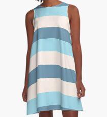 Stripes - Vacation A-Line Dress
