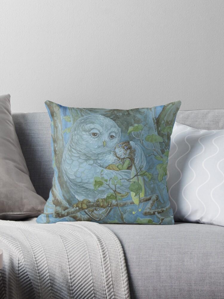 Luna Fairy by JamesBrowneArt