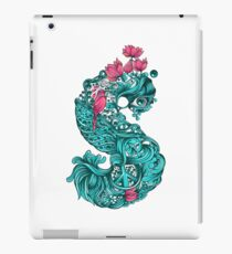 S Vector iPad Case/Skin