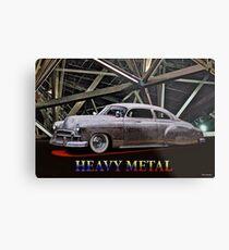 1951 Chevrolet 'Heavy Metal' Custom Sled I Metal Print