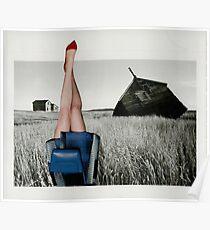 Dorothy Moderne Poster