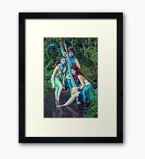 Sirena - The Sirens IV Framed Print