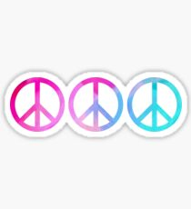 peace signzz Sticker